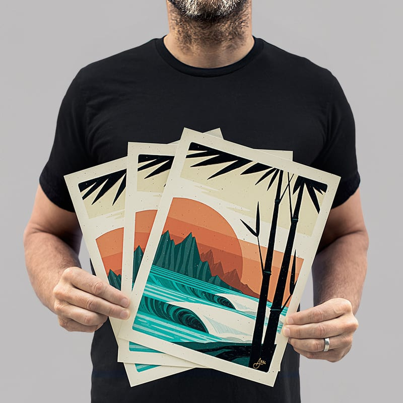 Behind the Print with Erik Abel